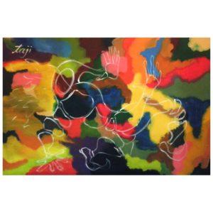 タジの絵画033