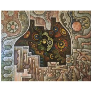 タジの絵画077
