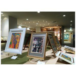 個展-201711丸栄百貨店-名古屋栄2
