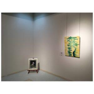 個展-201811妙香園画廊-名古屋栄2