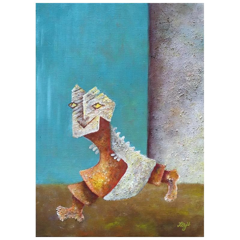 タジの絵画109