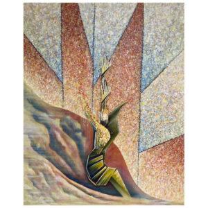 タジの絵画113